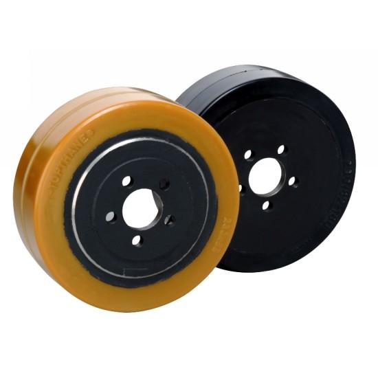 roues et roulettes industries manutention roue motrice mic cm250904t. Black Bedroom Furniture Sets. Home Design Ideas